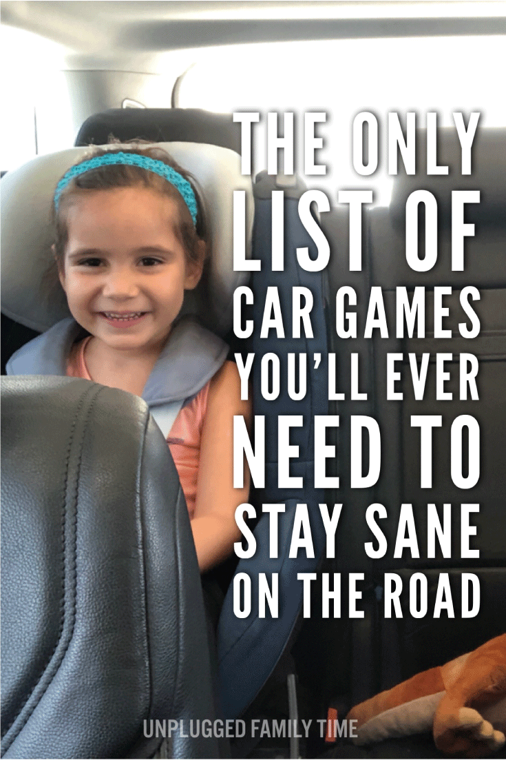 best car games for kids the-ultimate-guide-to-road-trip-entertainment-by-Unplugged-Family-Time-Pinterest