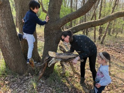 Kids Forest Rangers Nature-Activity-Screen-Free-Challenge-Unplugged-Family-Time-1